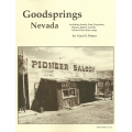 Goodsprings Nevada by Alan H. Patera
